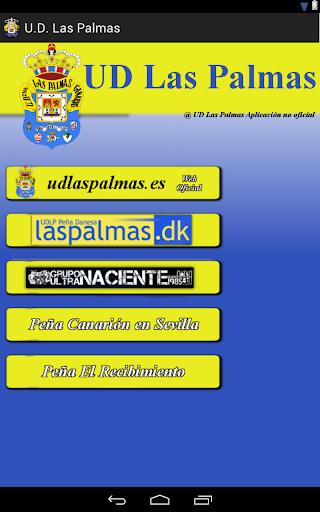 【免費運動App】Las Palmas U.D.-APP點子