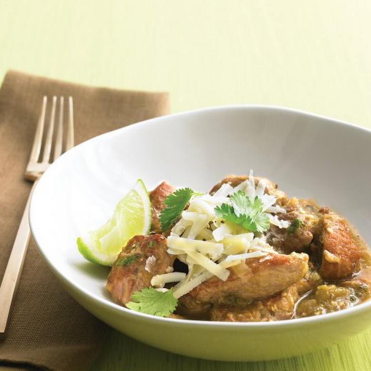 Green Pork Chili Recipe