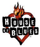 Logo for House of Blues Anaheim - Music Hall