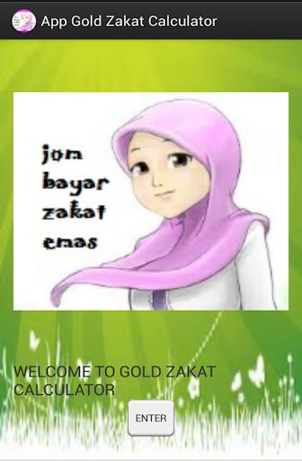 Gold Zakat Calculator