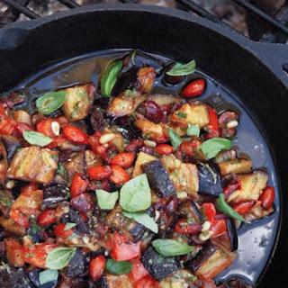 Eggplant Caponata Recipe.