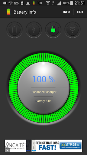Battery Current Info