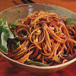 Szechuan Sesame Noodles.