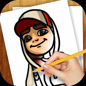 学画画Subway Surfers 家庭片 App LOGO-硬是要APP