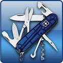 super swiss knife MAX logo