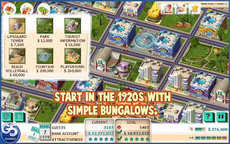 Build It! Miami Beach Resort 1.1 screenshot 154715