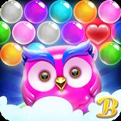 Birds Bubble - I love you 2