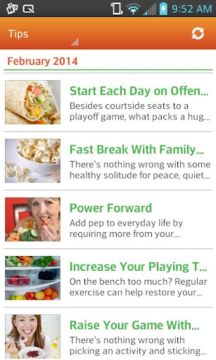【免費健康App】Slam Dunk Wellness-APP點子