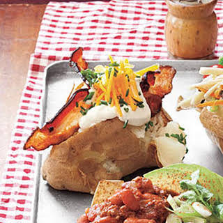 American Baked Potatoes Recipes.