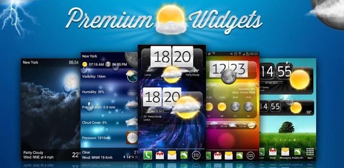 Premium Widgets - ver. 1.3