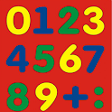 balls and numbers icon