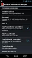 Screenshot of Box Wählhilfe