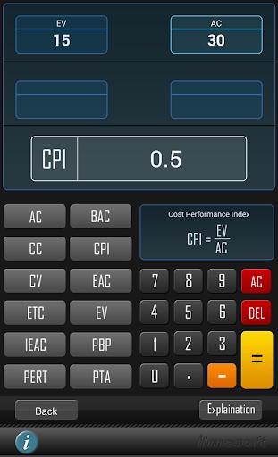 PM Calculator