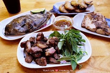 米噹泰式烤肉