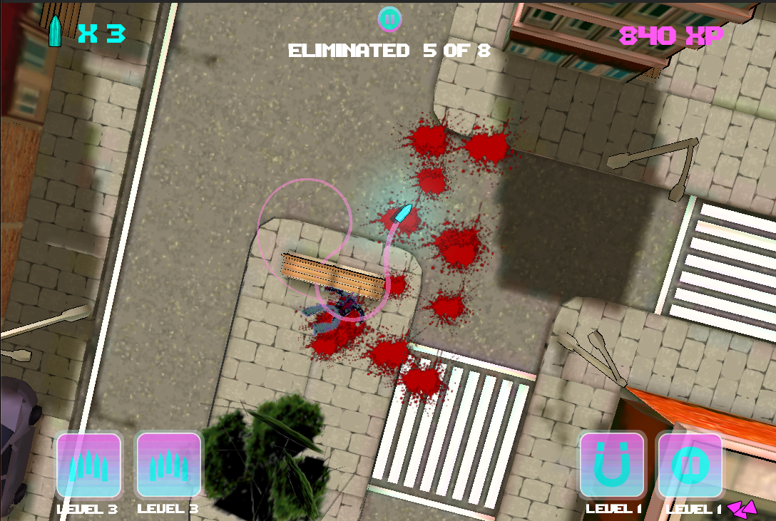 Deadly Bullet- screenshot