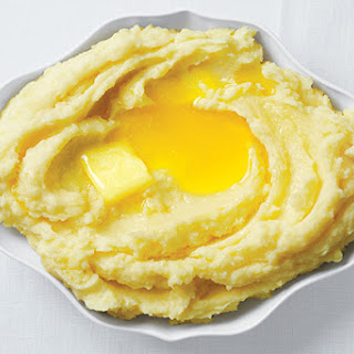 Extra-Buttery Mashed Spuds