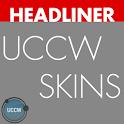 Headliner UCCW Skins