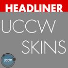 Headliner UCCW Skins icon
