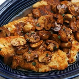 {Easy Anytime Dinner} Chicken Marsala.