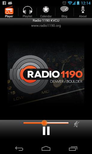 Radio 1190 KVCU