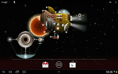 The Nebulander LWP- screenshot thumbnail