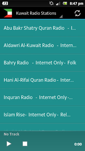 Kuwait City Radio Stations