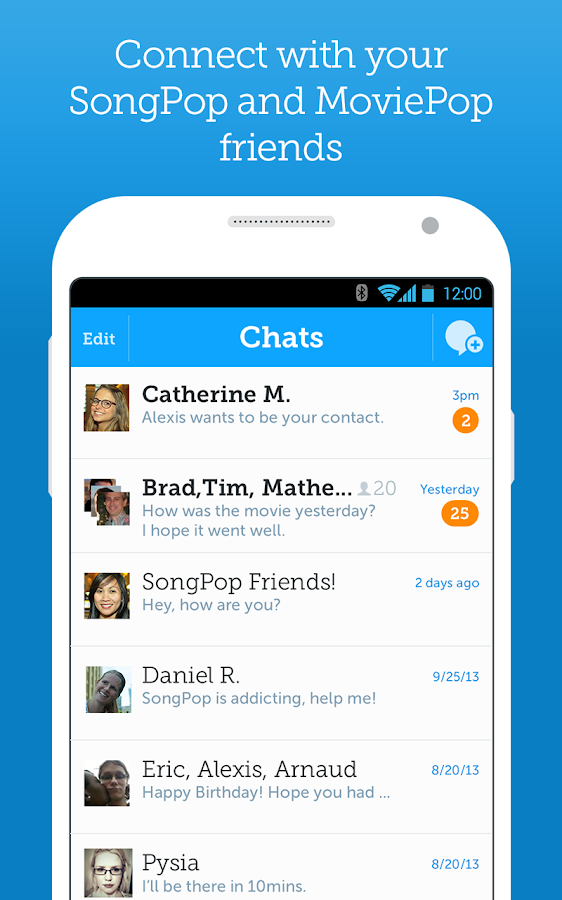 HelloPop - screenshot