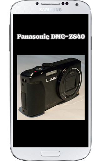 DMC-ZS40 Tutorial