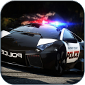 Speed Racing Police Car icon