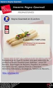 Navarra Reyno Gourmet- screenshot thumbnail