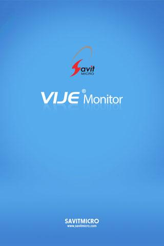 VIJE Monitor- screenshot