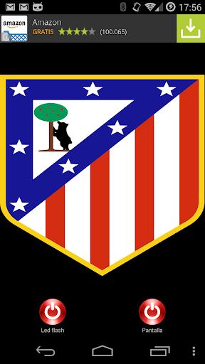 Lantern Atlético de Madrid