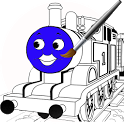 Coloring : Thomas and Friends icon