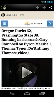 Ducks News - screenshot thumbnail