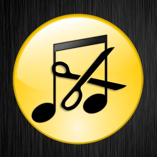Mp3 Cutter/ Ringtone Maker 音樂 LOGO-玩APPs