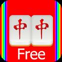 Mahjong Domino Free icon