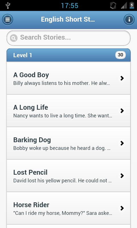 İngilizce Kısa Hikayeler Google Play Store Revenue