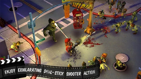 Zombiewood – Zombies in L.A! Screenshot 18