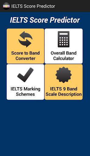 IELTS Score Predictor