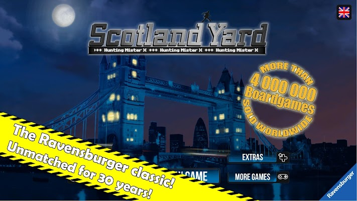 Scotland Yard - screenshot