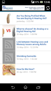 Hearing Aids & Speech Therapy- screenshot thumbnail