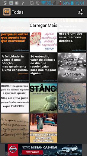 Imagens com Frases Português