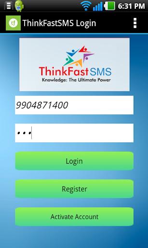 ThinkFastSMS