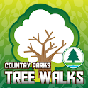 Country Parks Tree Walks logo