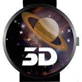 SATURN 3D (Android Wear)