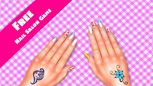 Nail Salon Game