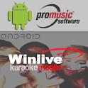 Winlive Mobile Karaoke icon