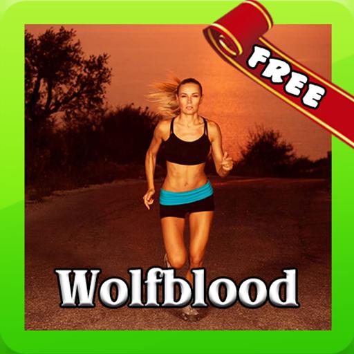 New Blood Running Shadow Wolf