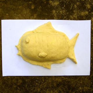 Salmon Loaf en Croûte.
