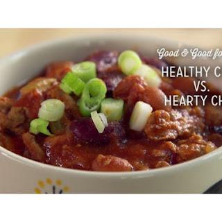 Healthy Chili